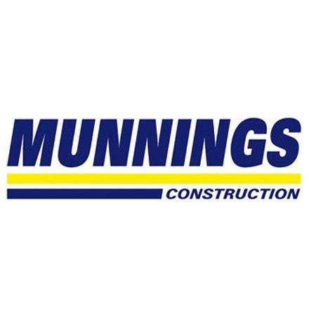 Munnings Construction Logo