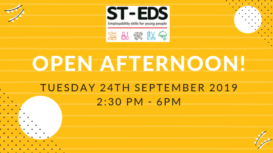 Open Afternoon Logo