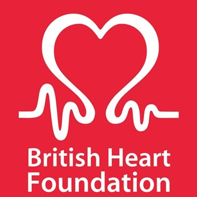 Organisation Logo (British Heart Foundation)