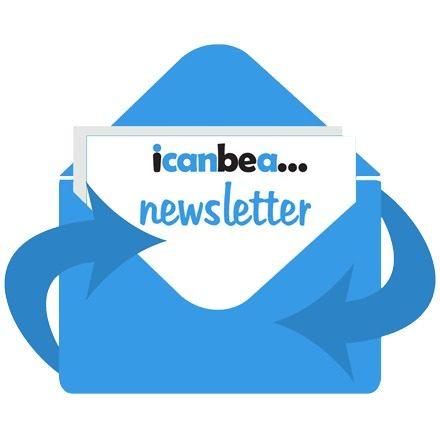 Icanbea Newsletter Logo