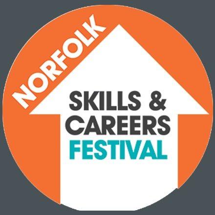 Company Logo : Norfolk Skills & Careers Festival