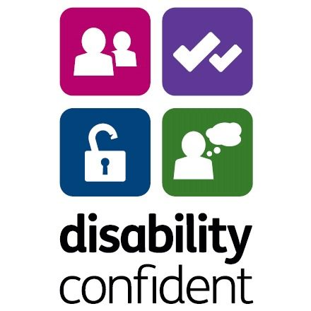 Site Image (Disability Confident Logo)
