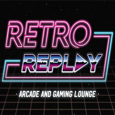 Company Logo (Retro Replay)