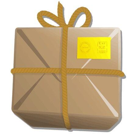 Site Image (Post, Parcel, Sending, Gift, Package)
