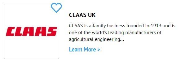 Claas Uk