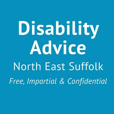 Company logo: Disability Advice North East Suffolk