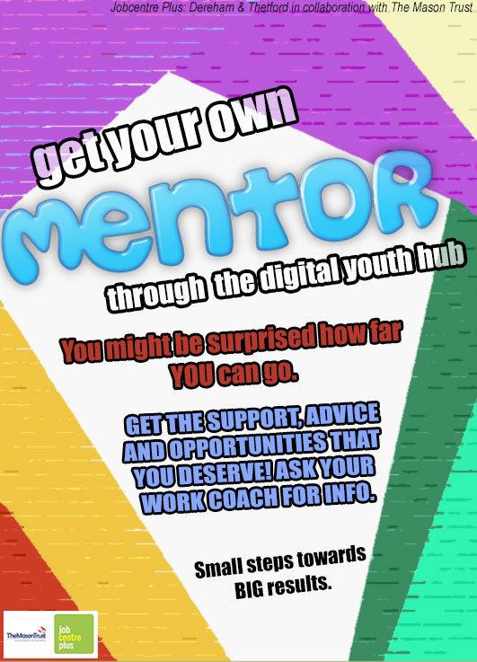 Site Image (Digital Youth Hub Flyer)