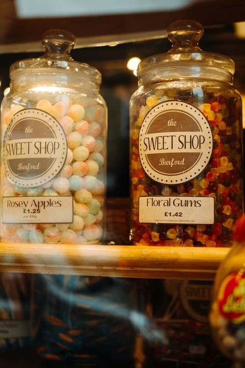 Center Parcs Sweet Shop