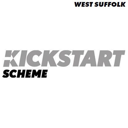 Scheme Logo (Kickstart, West Suffolk)