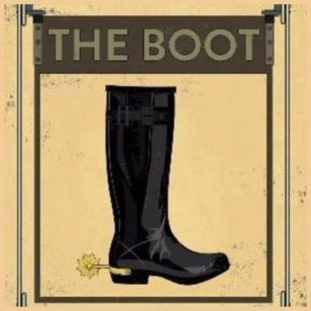 Company Logo (The Freston Boot)