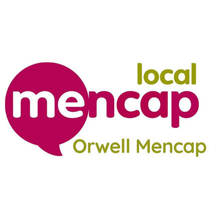 Organisation Logo (Genesis Orwell Mencap)