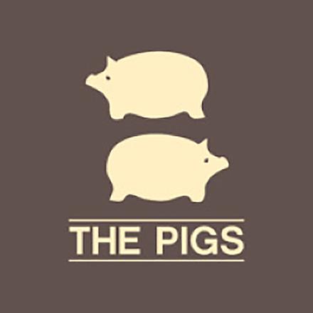 Hidden Talents Pigs Logo
