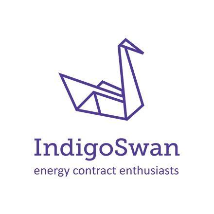 Company Logo (Indigo Swan)