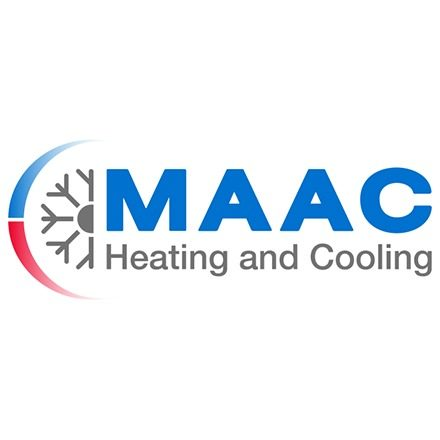 MAAC Heating & Cooling Logo