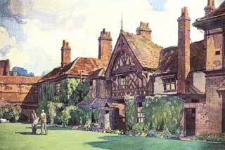 Organisation Image (Ipswich & Suffolk Club: Archdeacon's House - Leonard Squirrel))