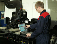 Company Image (Chassis Cab: Daf Apprentice)