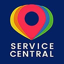 Service Central Logo (Apprenticeships Suffolk Post)