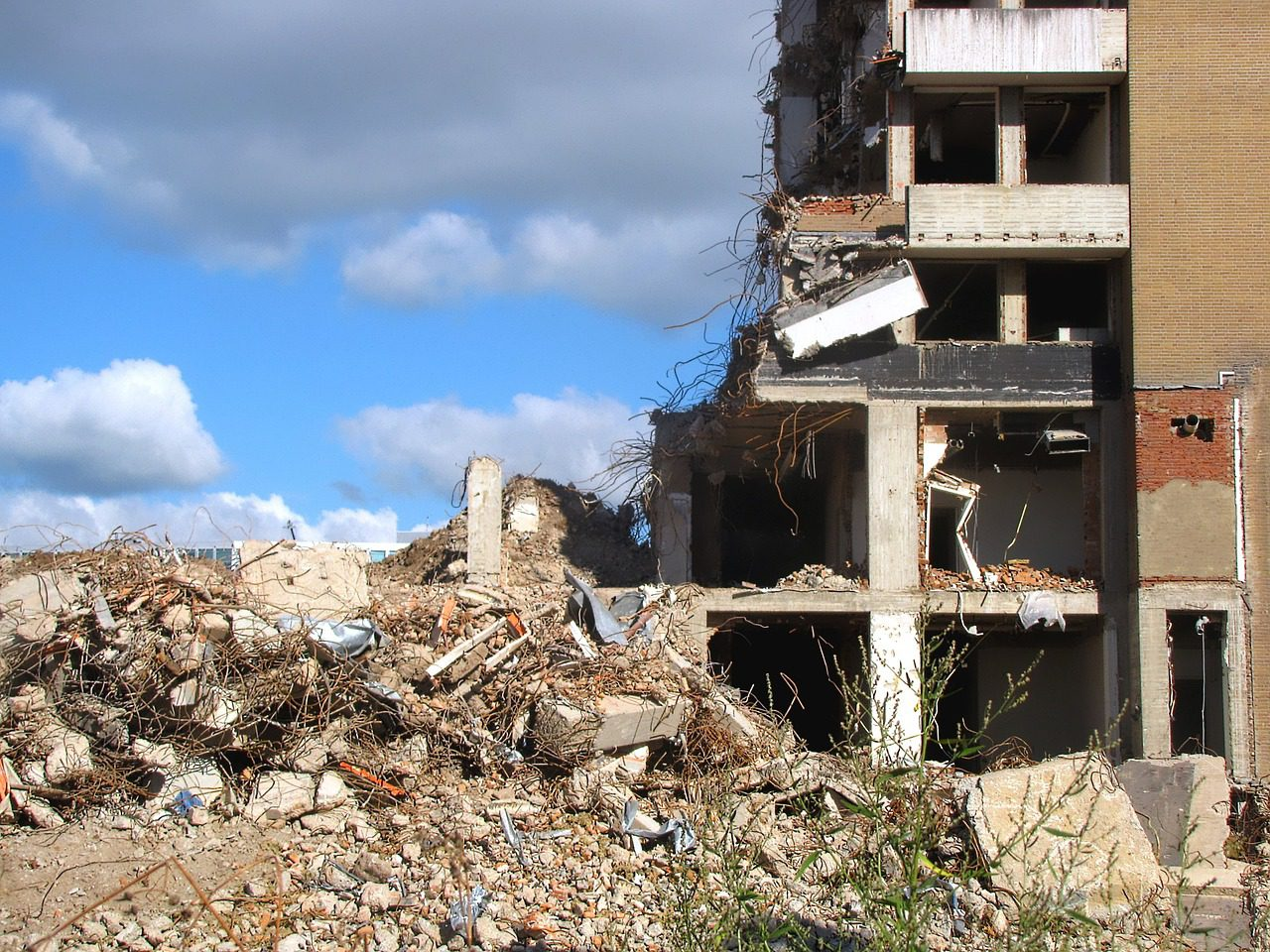Demolition Operative