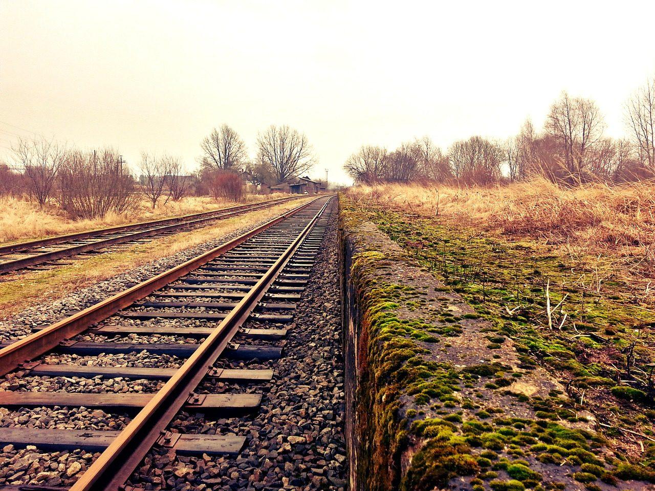 Rail Track Maintenance Worker
