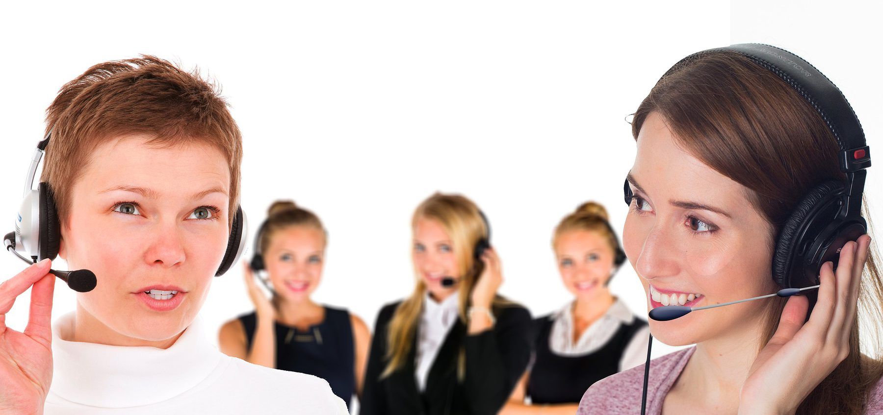 call centre assistant