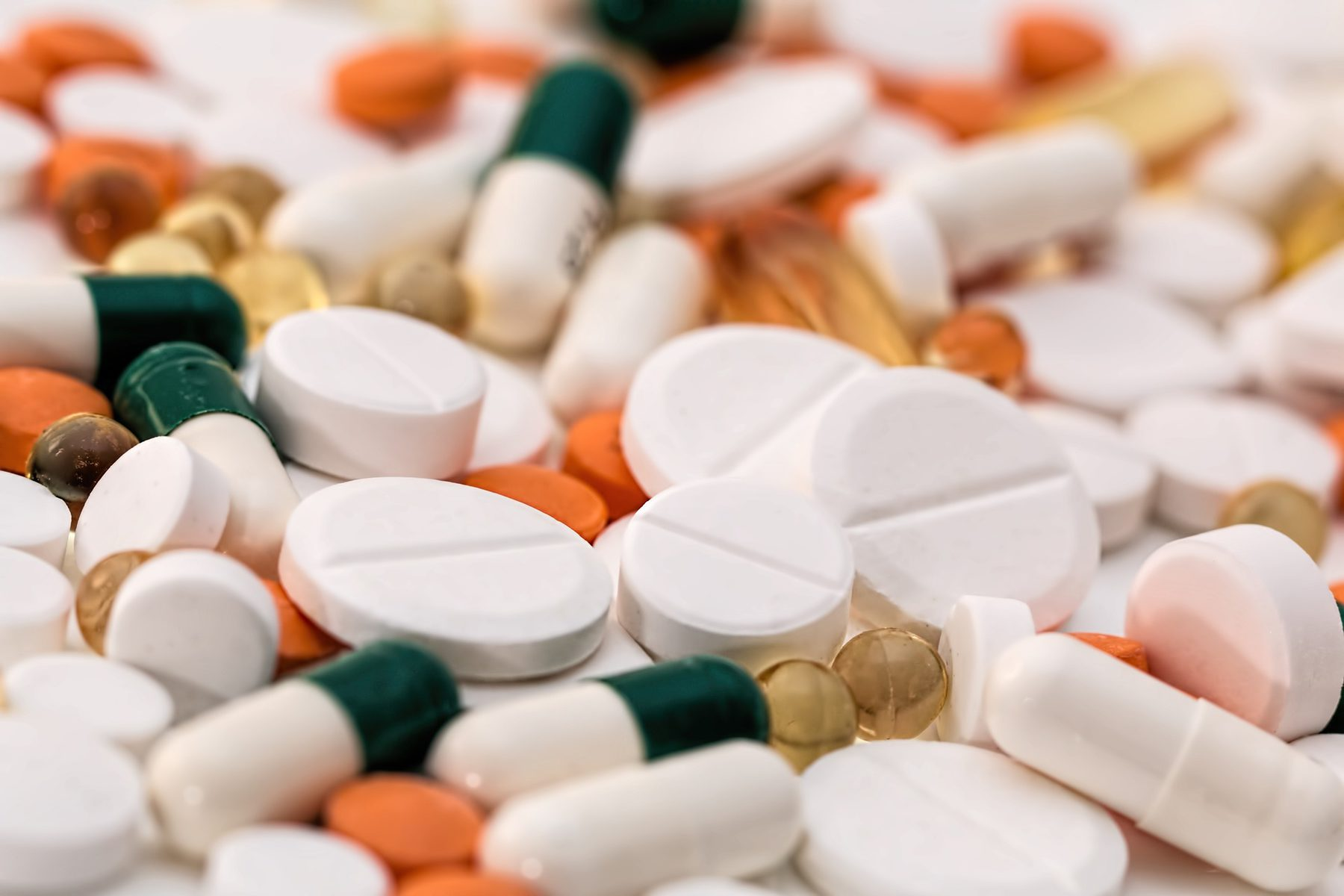 Pharmaceuticals (Sector Header: Pills and Capsules)