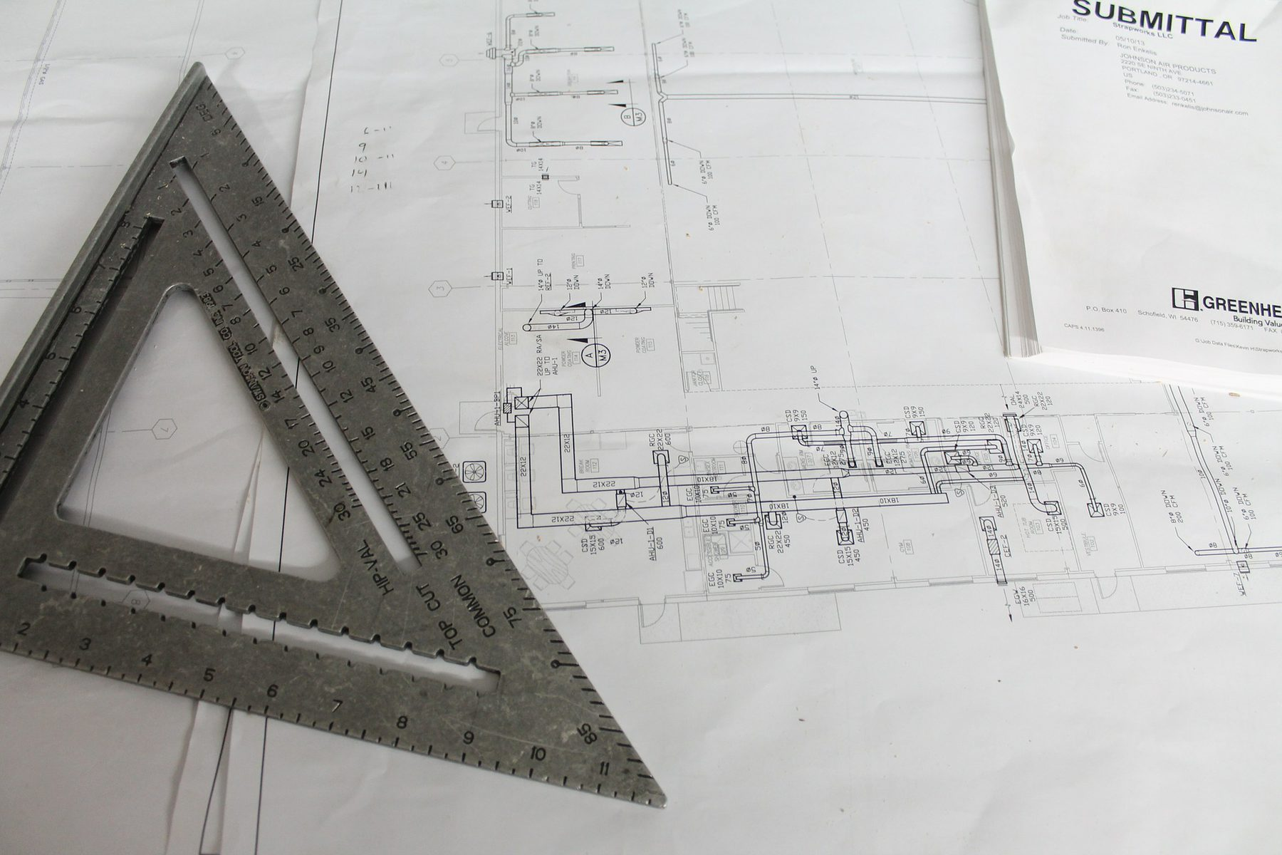 Design & Planning [Construction] (Sector Header: Building Plan)