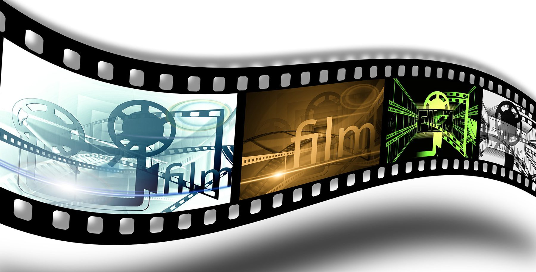 Film, Video and Photography (Sector Header: Filmstrip)