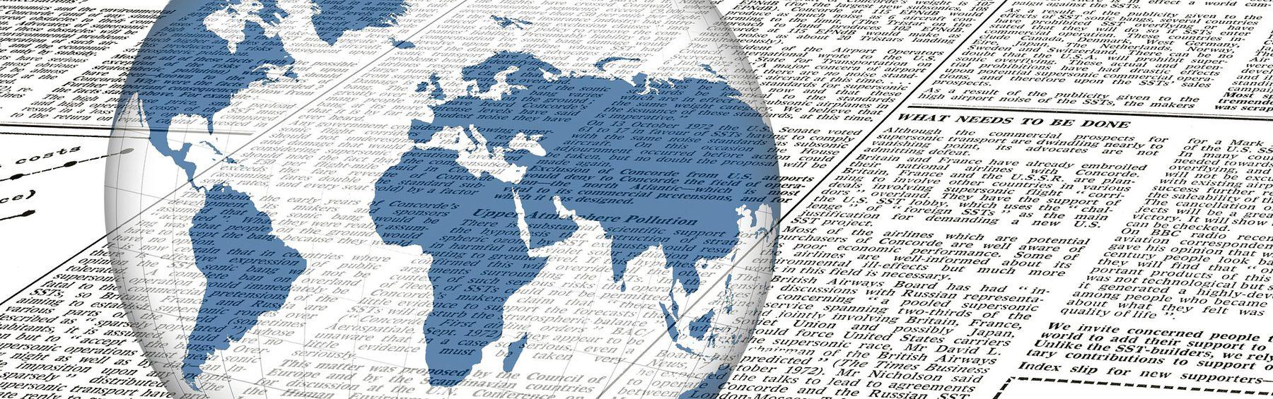 Journalism (Sector Header: Newspaper)