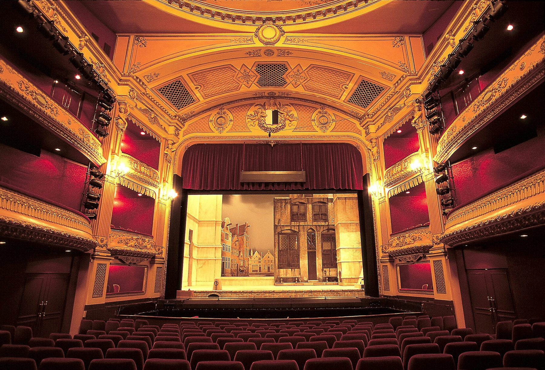 Music Visual and Performing Arts (Sector Header: Theatre Auditorium)
