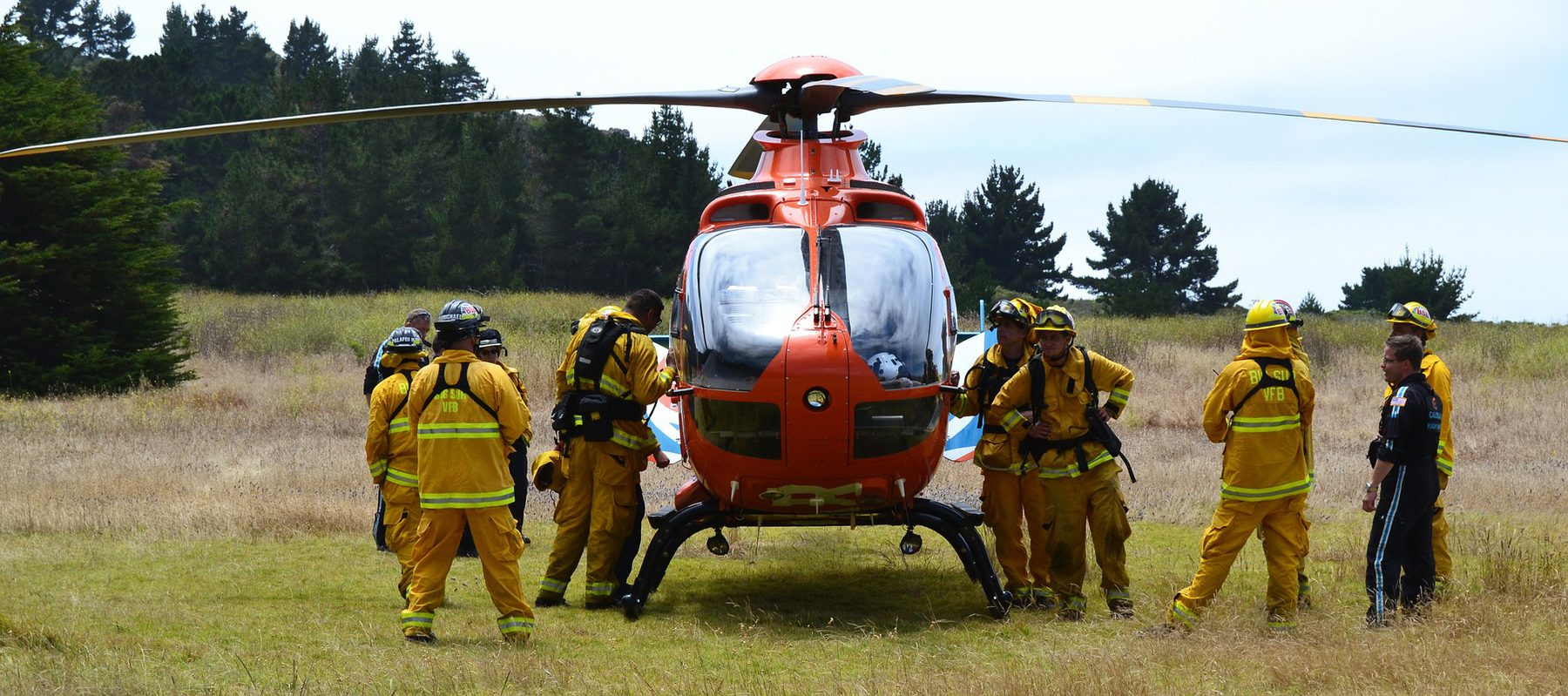 Training and Development (Sector Header: Rescue Training Exercise, Helicopter)