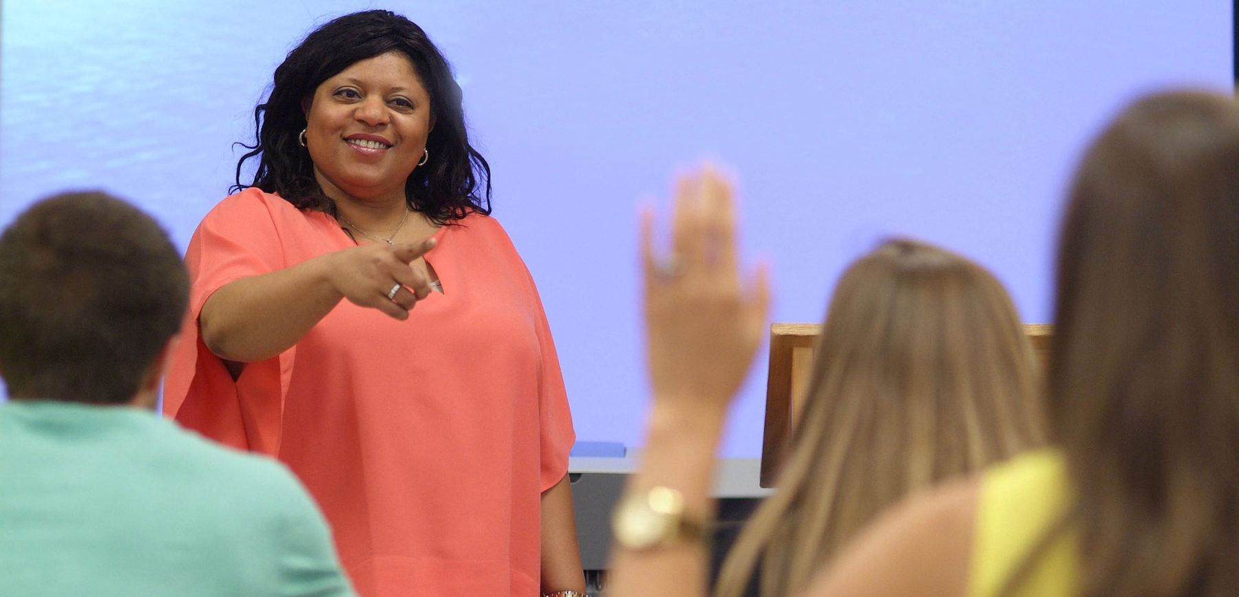 Teaching  (Sector Header: Teacher)
