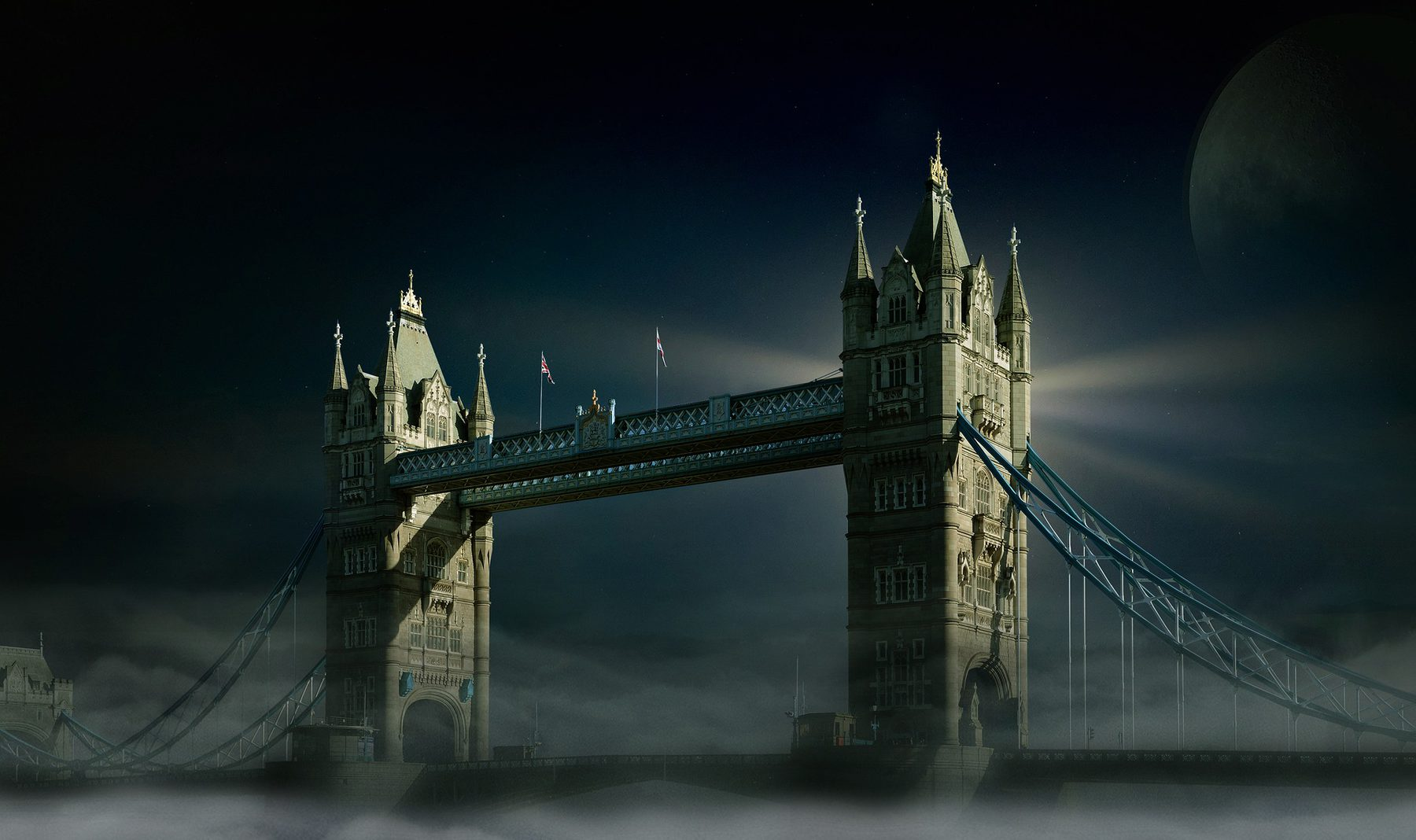 Civil Engineering  (Sector Header: Tower Bridge)