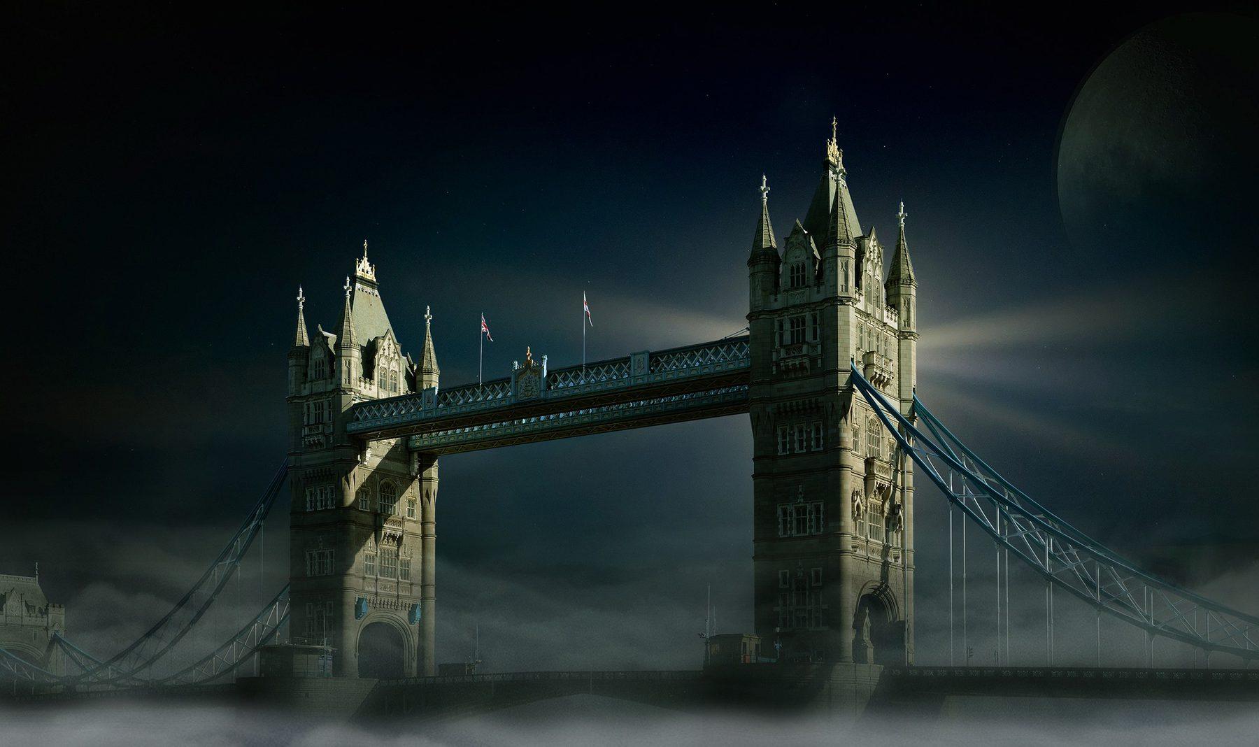 Civil Engineering  (Sector Header: Tower Bridge)
