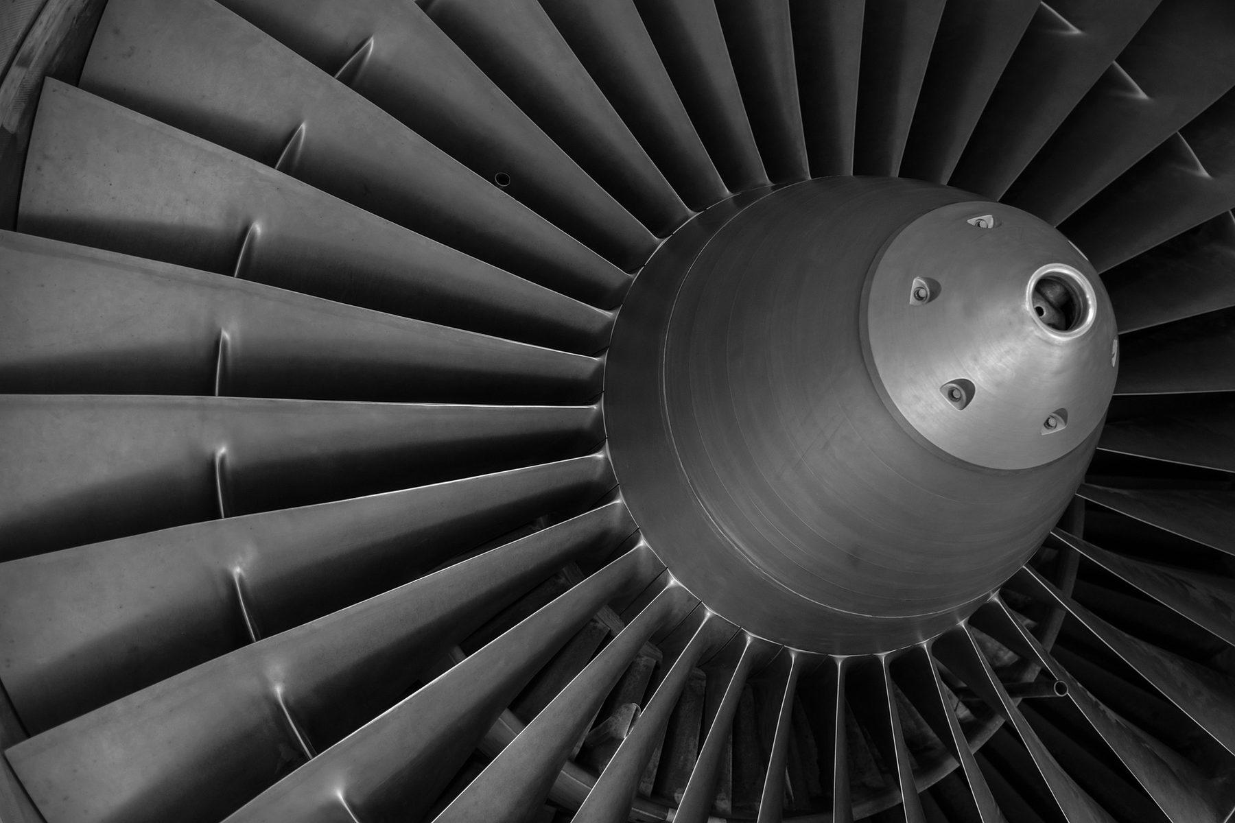 Mechanical Engineering  (Sector Header: Turbine Rotor)