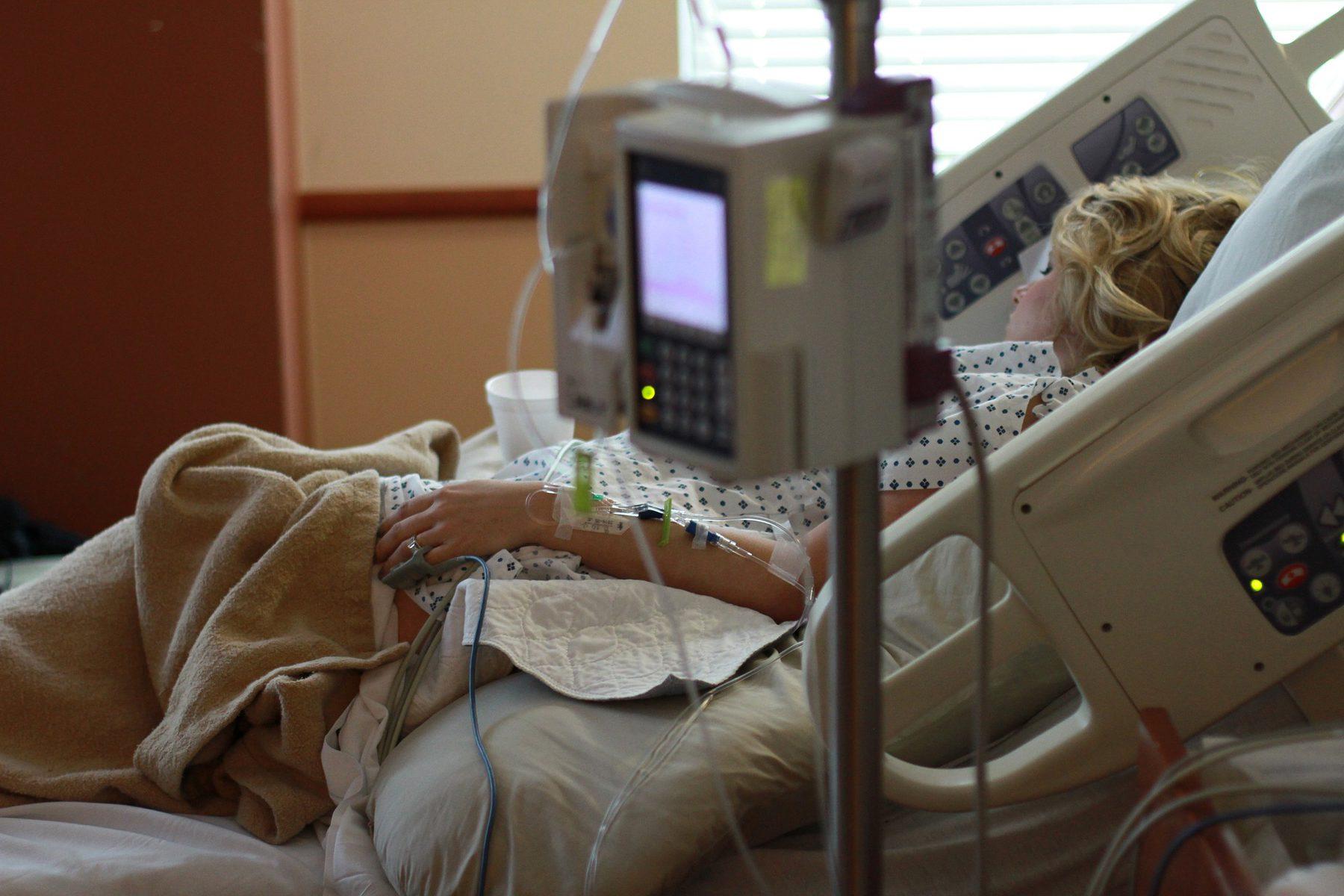 Healthcare (Sector Header: Patient on Ward)