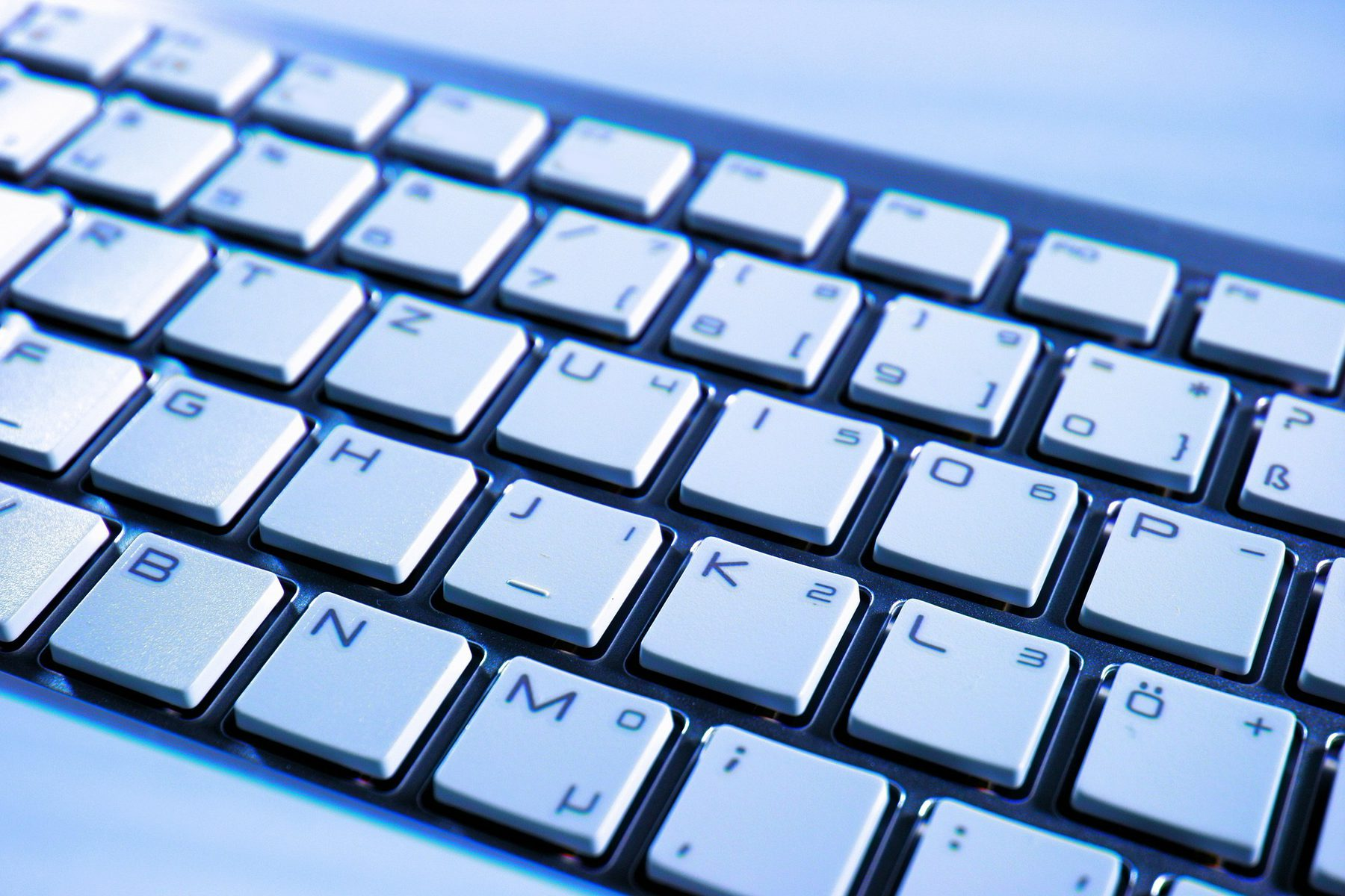 ICT and Computing (Industry Header: Keyboard)