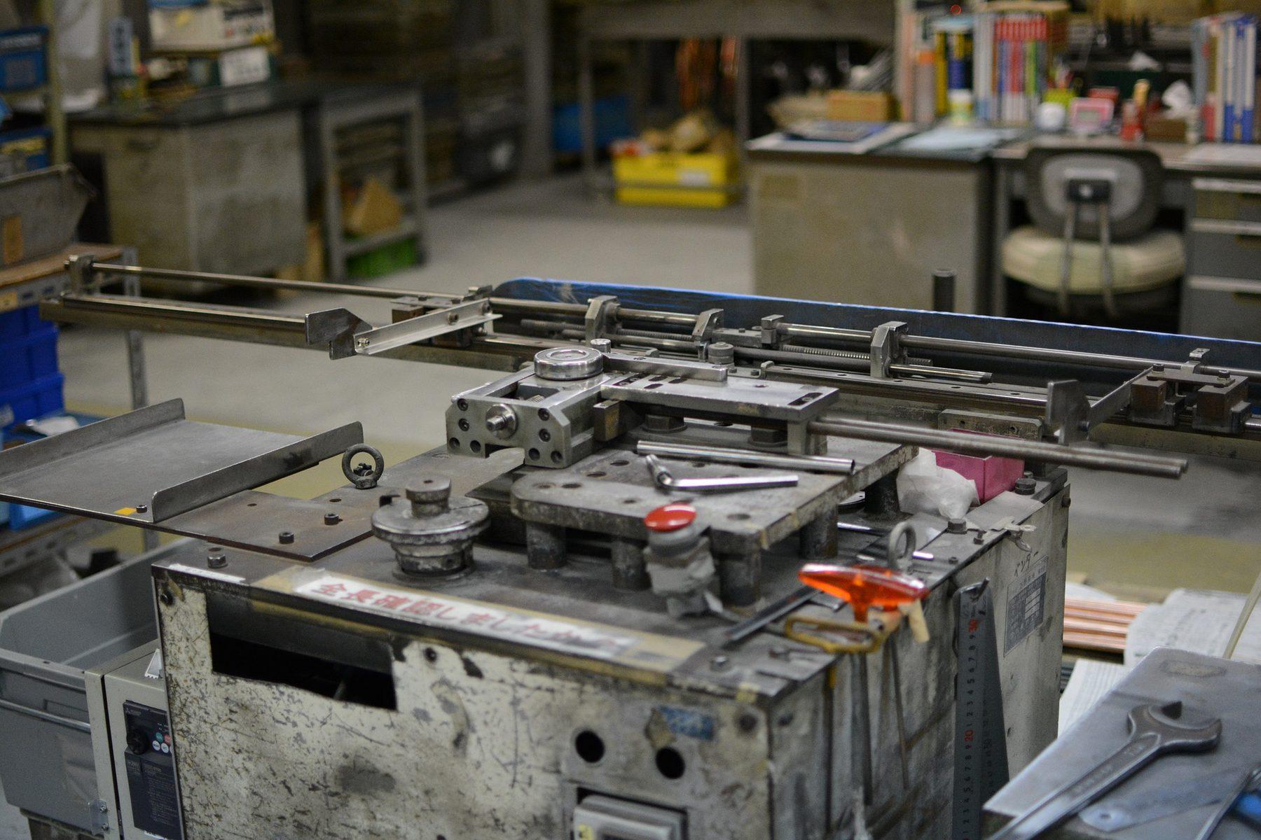 Manufacturing (Industry Header: Workshop)