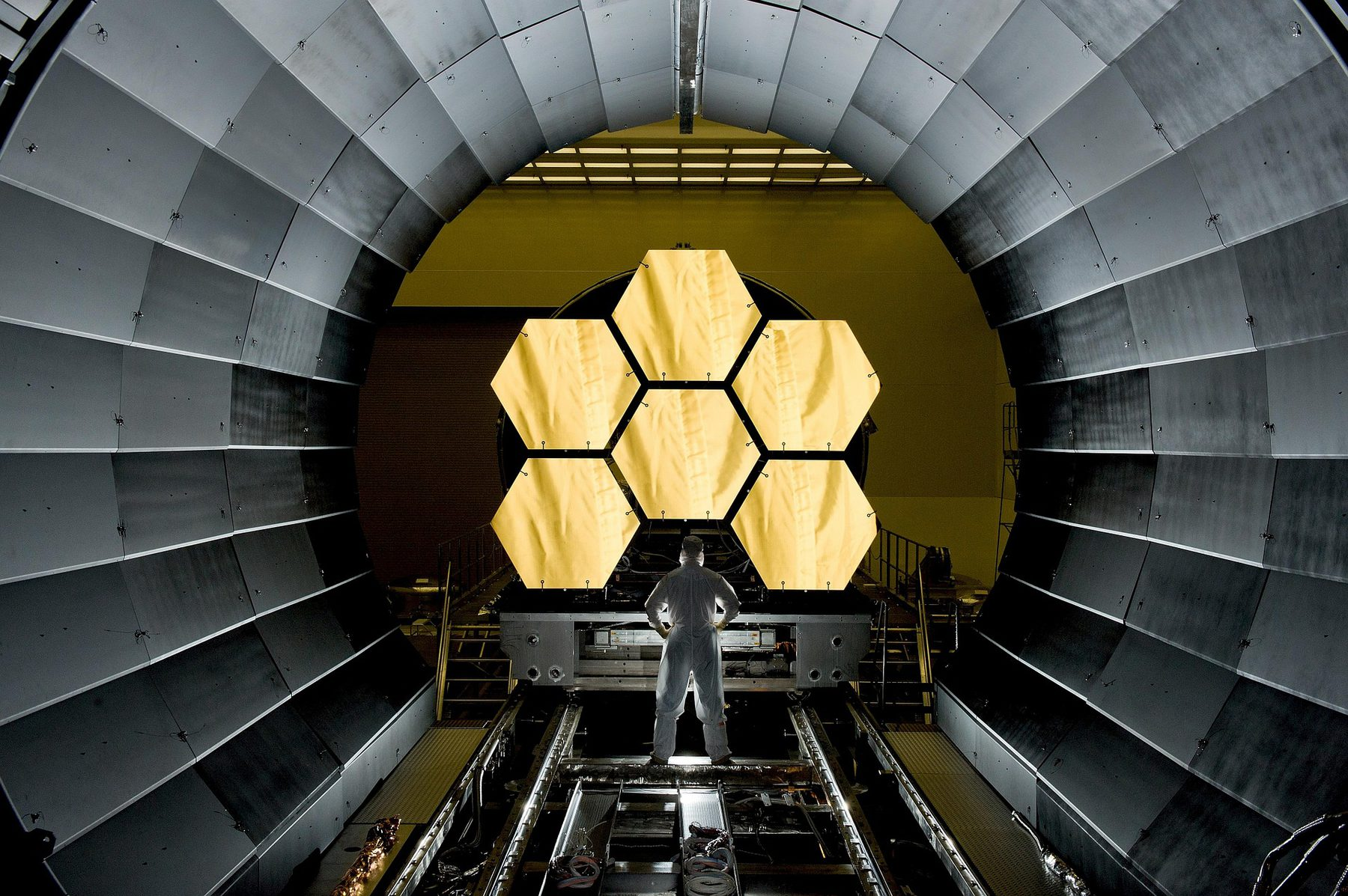 Advanced Manufacturing  (Sector Header: Space Telescope Component)
