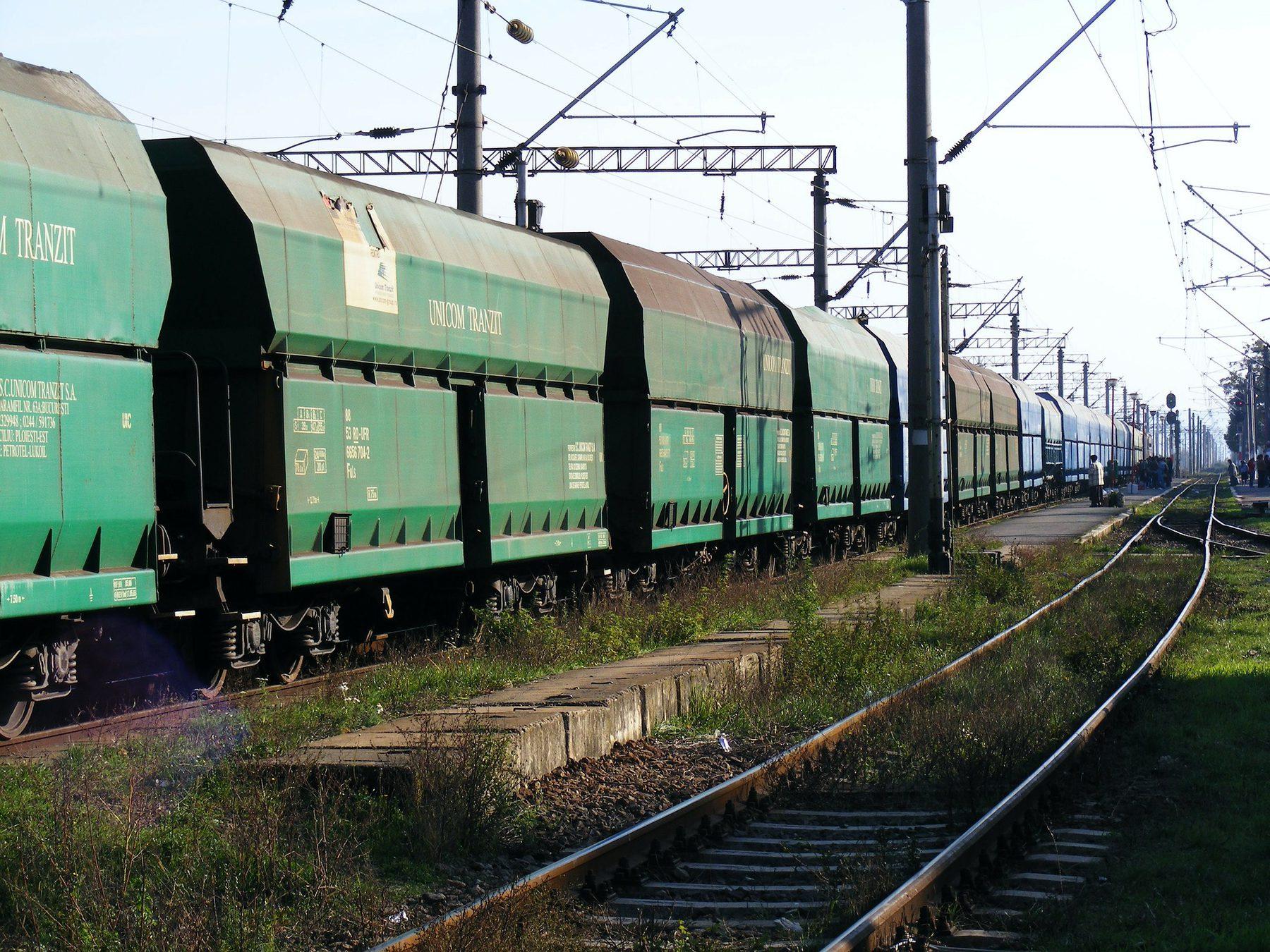 Freight Forwarding  (Sector Header: Freight Train)