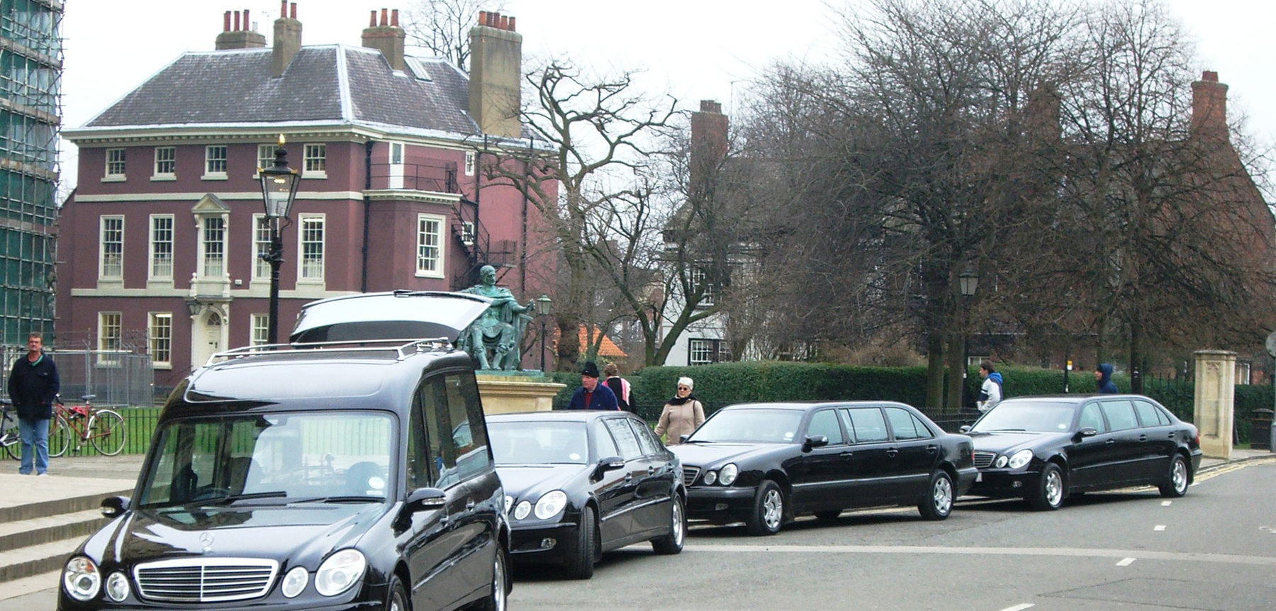 Funeral Services  (Sector Header: Funeral Vehicles)