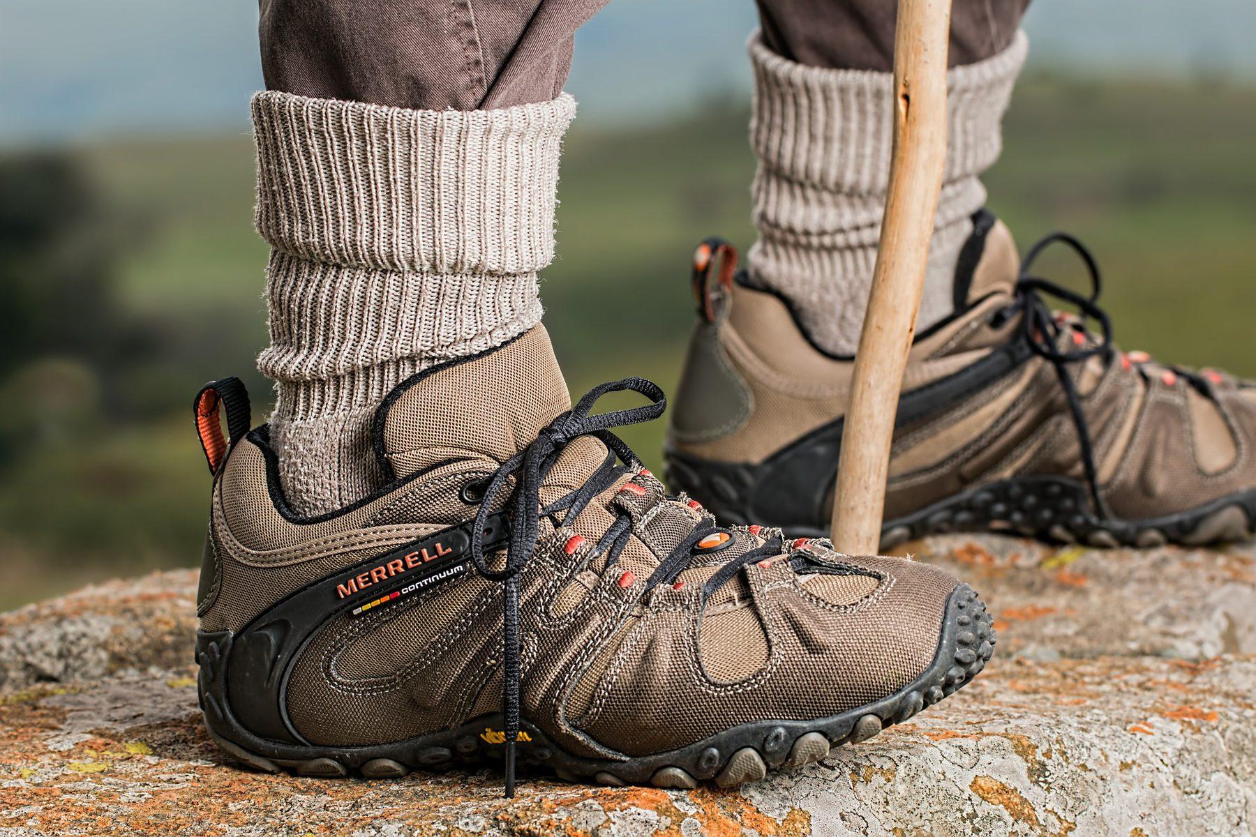 Leisure  (Sector Header: Walking Boots)