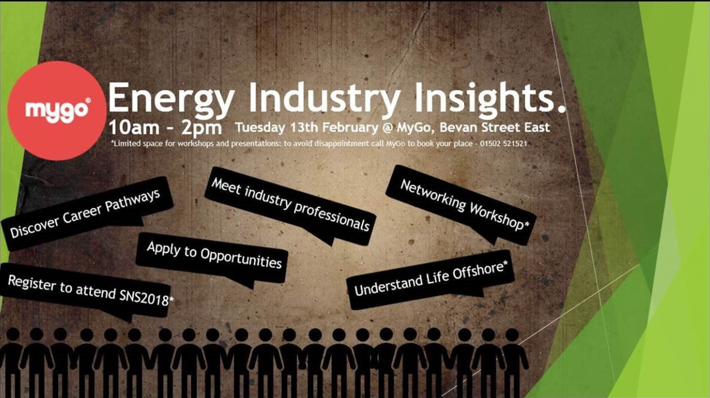 MyGo Energy Insight event post