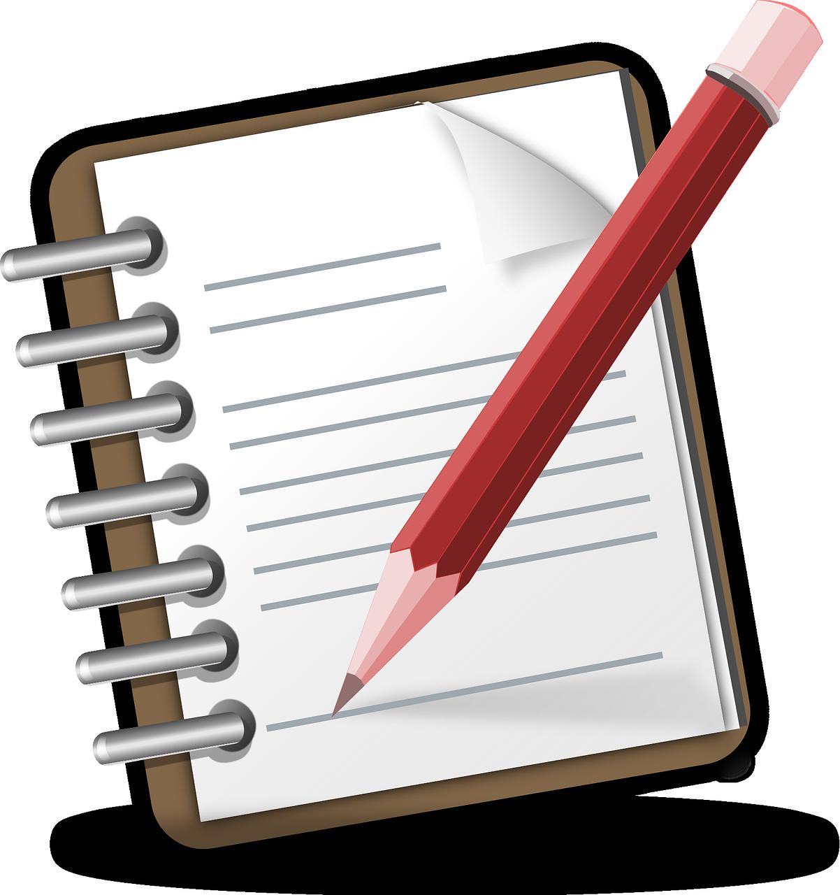 Orgnaisation Image (icanbea: Notepad Graphic)