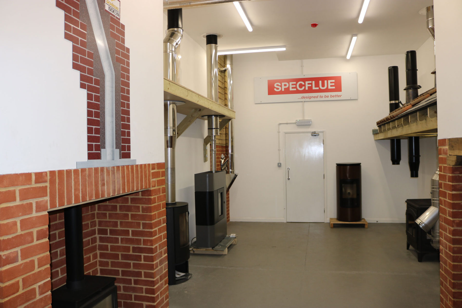 Company Image (Specflue: Training Area)
