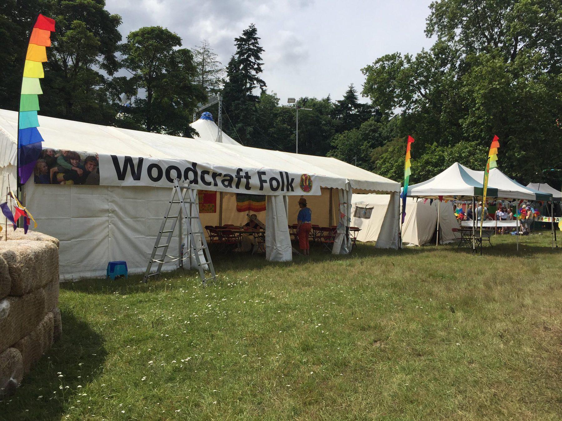 Organisation Image (Woodcraft Folk: Marquee)
