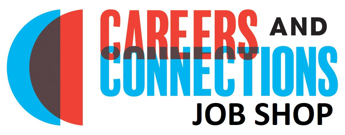 Careers Connections Logo Job Shop