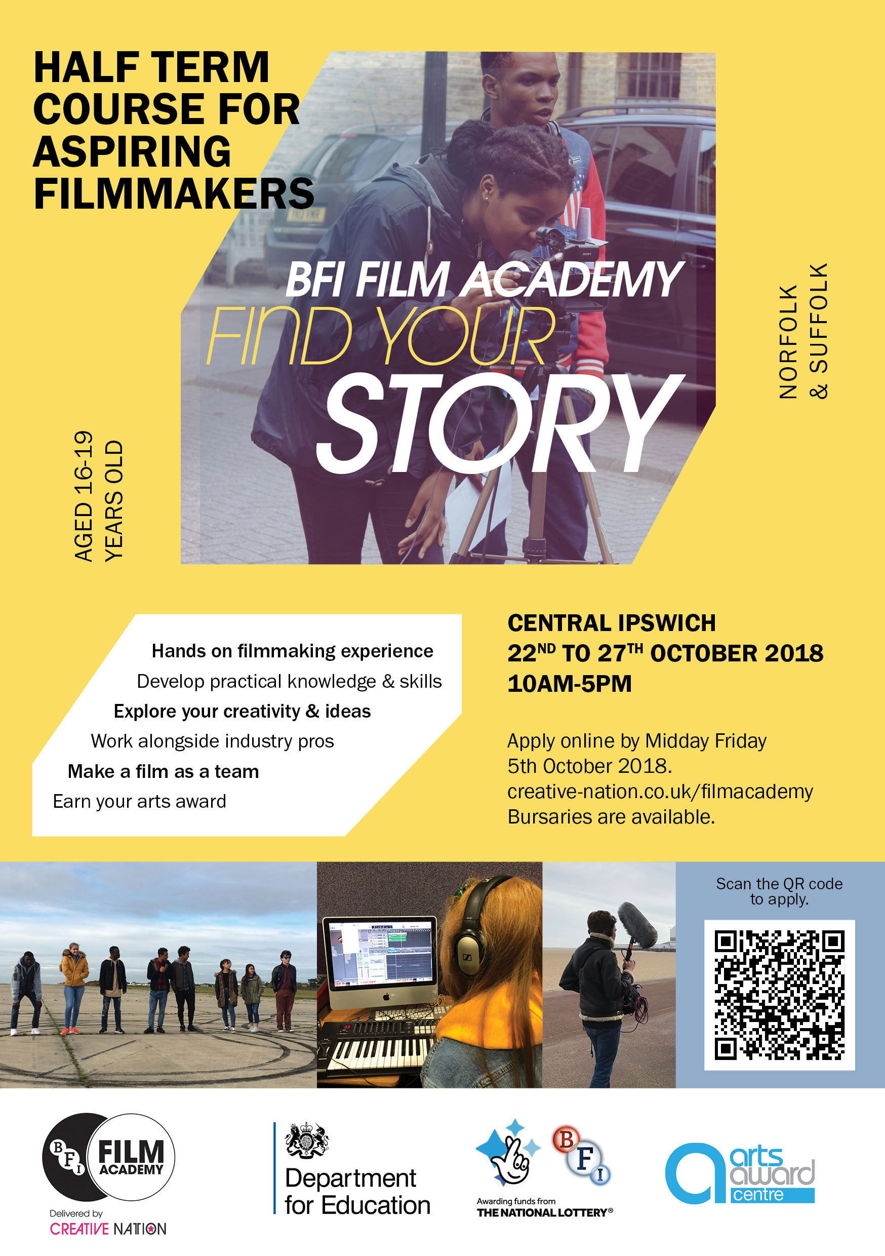 Post Image (BFI Course October 2018)