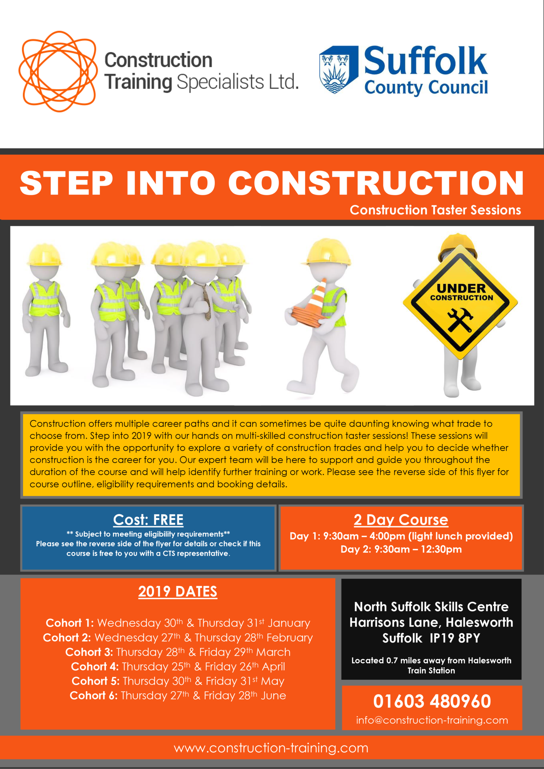Step Into Construction 2019 1