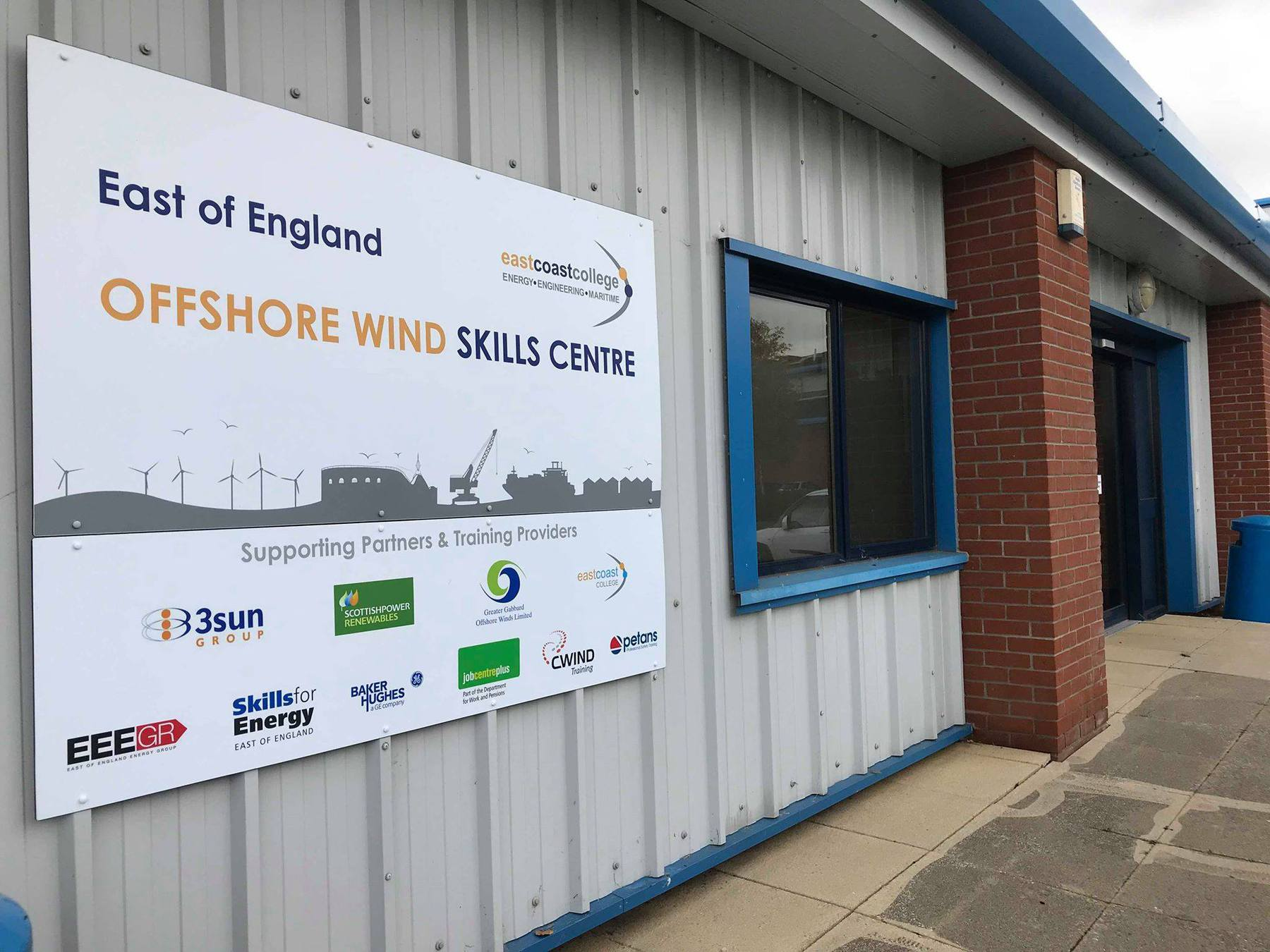 Organisation Image (East of England Offshore Wind Skills Centre: Campus Building)
