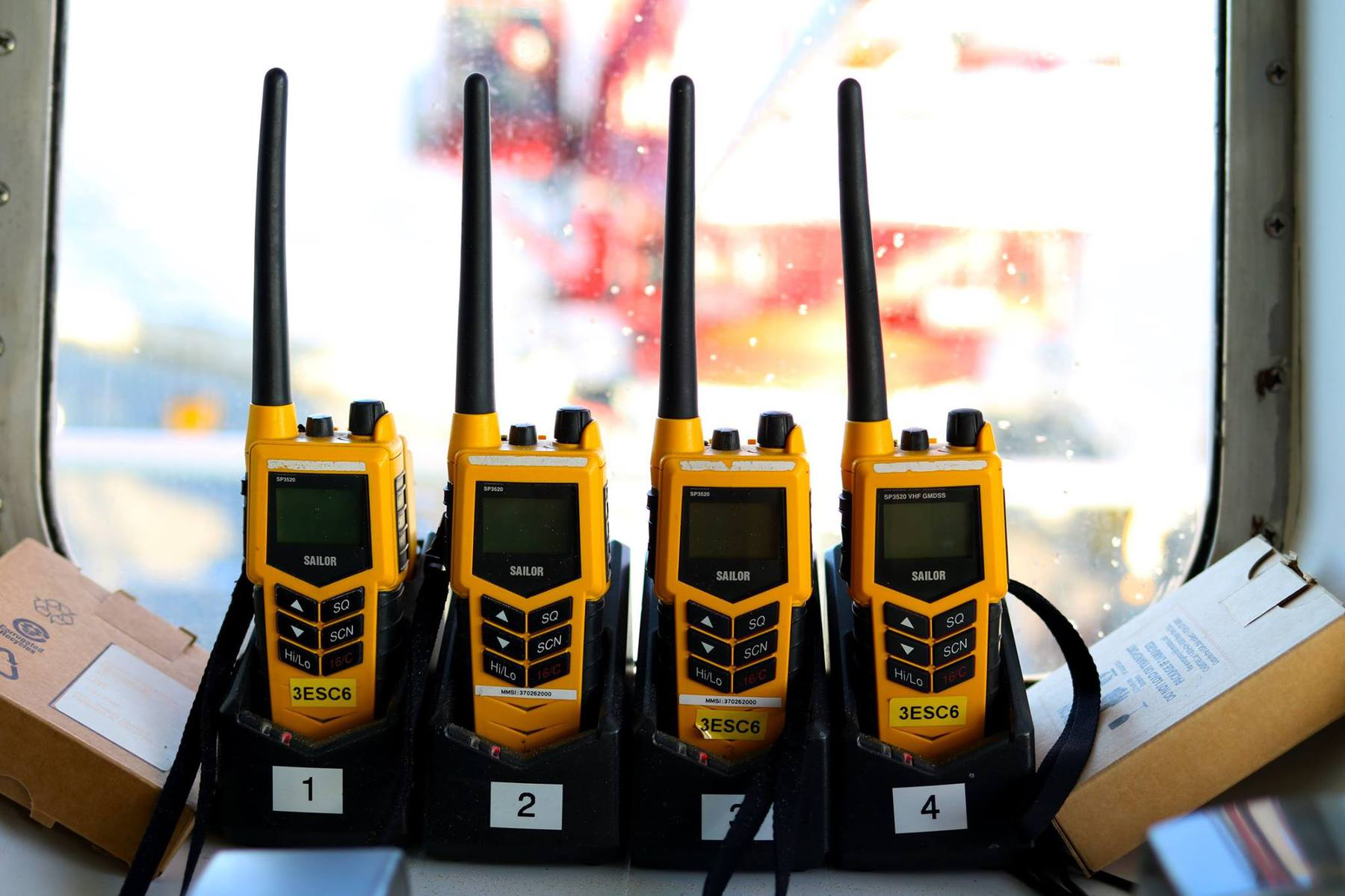 Organisation Image: (East of England Offshore Wind Skills Centre: Ship Radios)